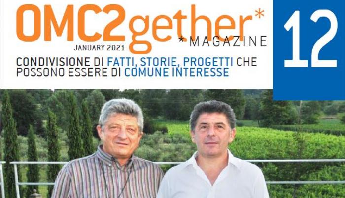 OMC2 MAGAZINE Nr.12